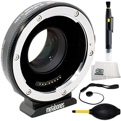 Review Metabones T Speed Booster