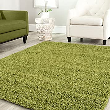 Teppich-Home Star Shaggy Teppich Farbe Hochflor Langflor Teppiche ...