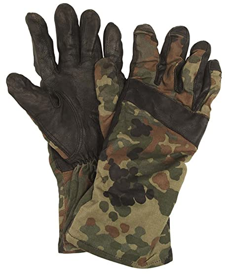 bundeswehr handschuhe flecktarn