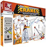 Toy Kraft M'Tek - Cranes, Multi Color