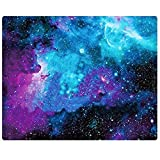 UMFun Mouse Pad Galaxy Rectangle Non-Slip Rubber Mousepad Gaming Mouse Pad