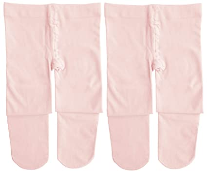 88dc3c300f4 Dancina Toddler Dance Tights Girls Ballerina Soft Stockings S (3-5) Ballet  Pink