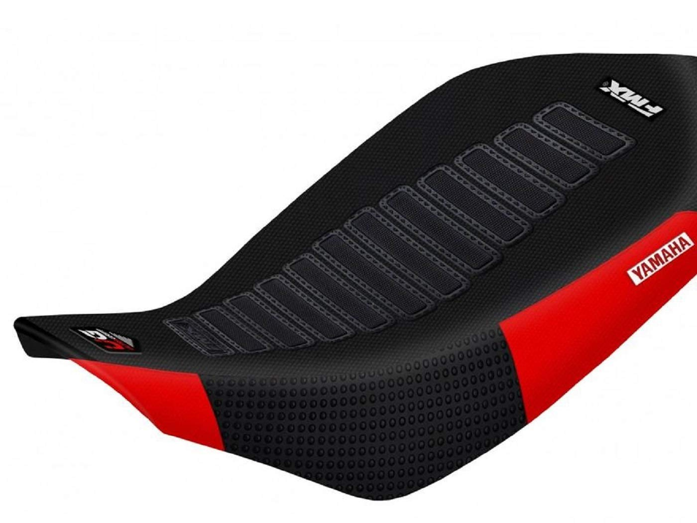 SEAT COVER YAMAHA RAPTOR 700 ULTRA GRIPP BLACK - RED
