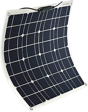 2pcs 100w 16v 200w Mono Solar Panel Module Cell for 12v Battery RV Boat Charger