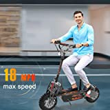 All-Terrian Electric Uber Scooter with
