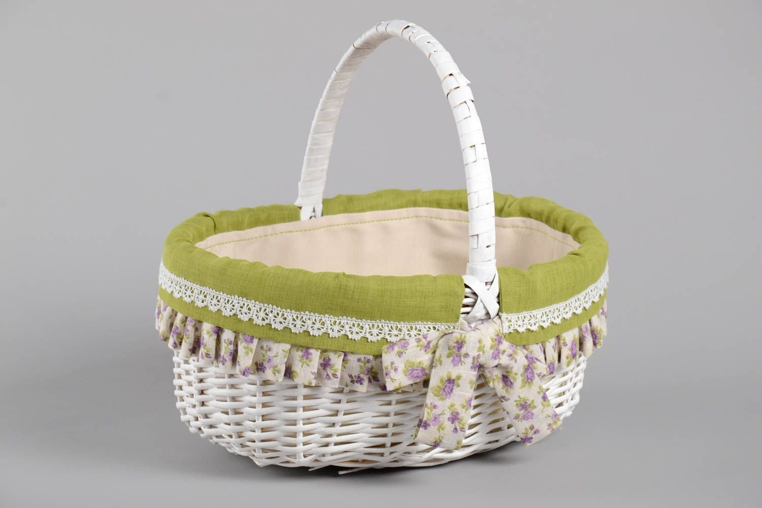 Handmade Basket Unusual Basket Gift Ideas Decorative Use Only Unusual Gift