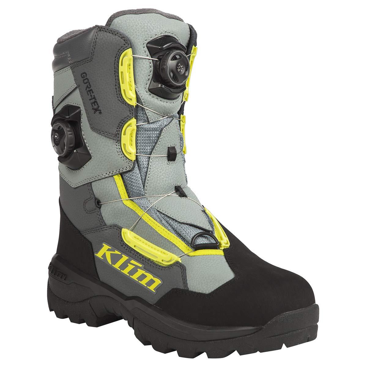 KLIM Adrenaline Pro GTX BOA Boot 8 Hi-Vis 3107-001-008-500