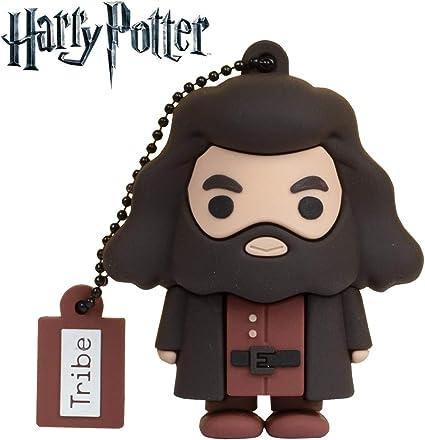 Llave USB 32 GB Rubeus Hagrid - Memoria Flash Drive 2.0 Original Harry Potter, Tribe FD037708