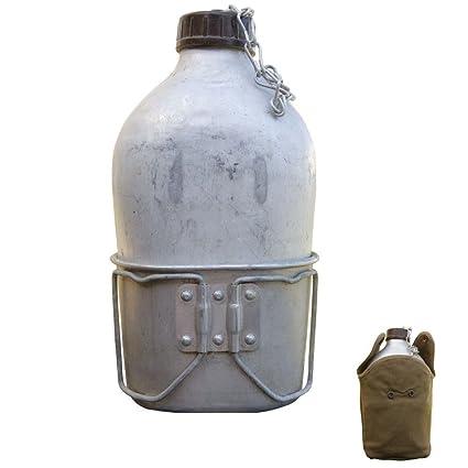 Amazon.com: Ejército Francés Militar Surplus Canteen ...
