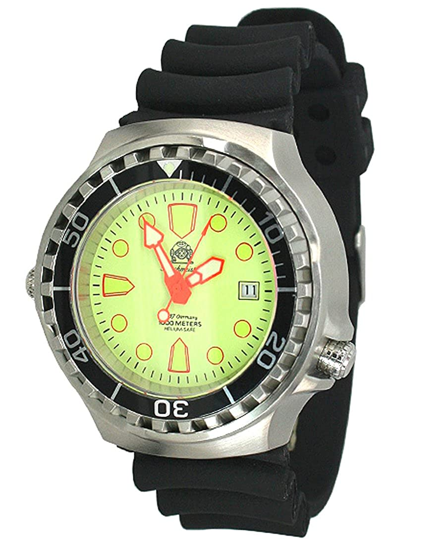 Tauchmeister diver Japan Miyota AUTOMATIC Sapphire glass T0228