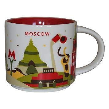 Starbucks City Ici Tasse Êtes Mug Vous Collection Moskau À Moscou ULSzMpjqVG