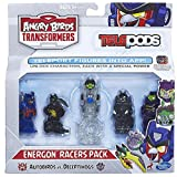 Angry Birds Transformers Telepods Figure Pack Energon Racers Pack