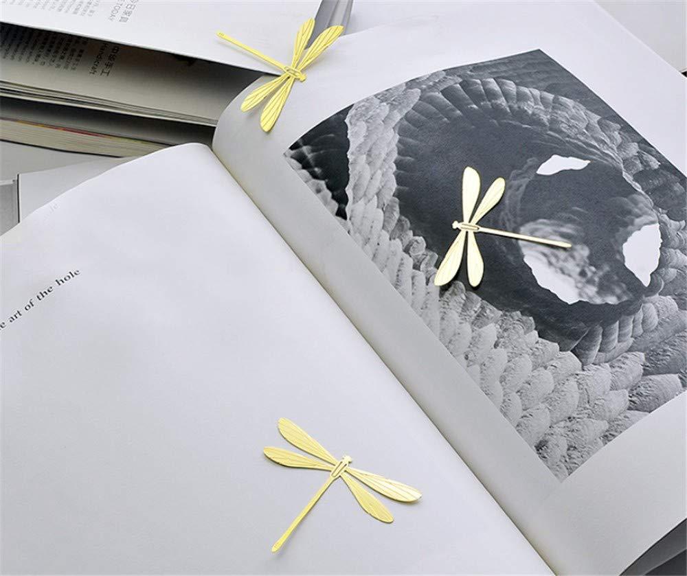 Wangyi Marcadores libros Metal Bookmarks Regalo de Arte Hecho borlas, a Mano con borlas, Hecho Dorado 9bd3d8