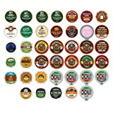 Custom Variety Pack Decaf Coffee Single Serve Cups For Keurig K Cup Brewers – 40 Count
