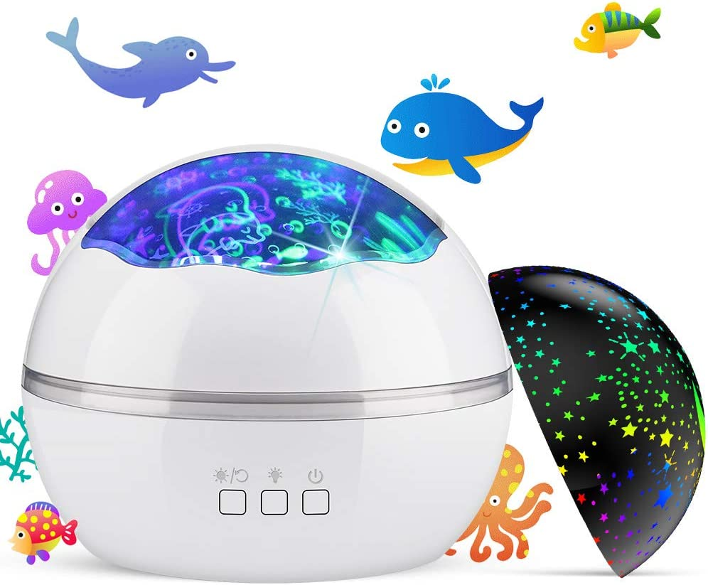 Best Night Light Projector Reviews For kids (2021) 1
