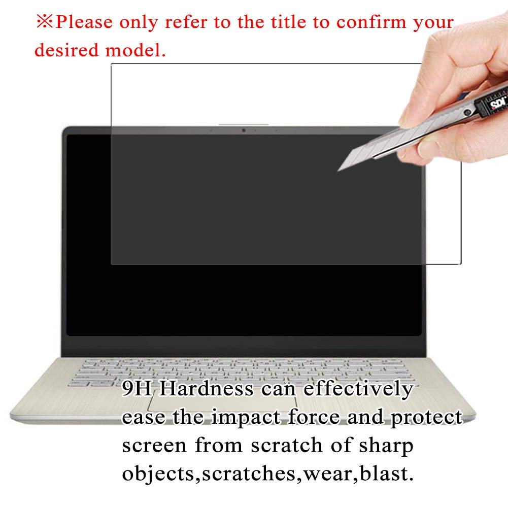 Sukix Tempered Glass Screen Protector for HP Envy x360 13-ar000 13.3 Visible Area Protective Screen Film Protectors 9H Anti-Scratch Bubble Free