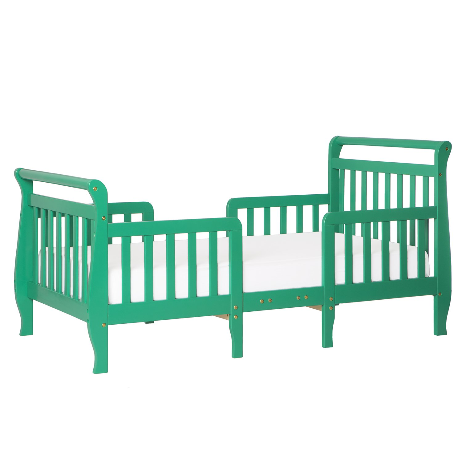 Emerald Dream On Me Emma 3 in 1 Congreenible Toddler Bed, Royal bluee