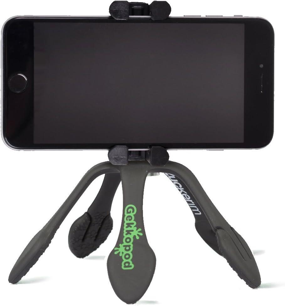 Gekko Pod para Smartphone Negro – Soporte de fijación – fixée AU ...