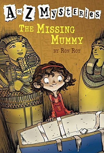 The Missing Mummy (A to Z Mysteries) by Ron Roy (2001-02-27) (A To Z Mysteries The Missing Mummy)