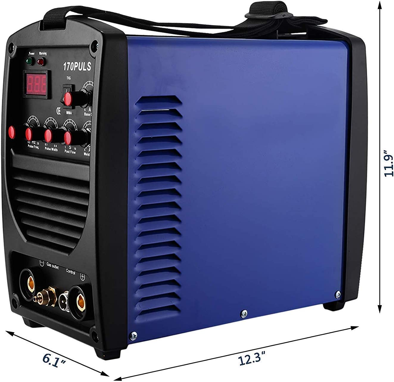 MosaicAL 5-170AMP MMA HF Starter Inverter Welder IGBT TIG Welder Welding Machine Mask Inverter Arc Welding Machine TM170PLUS