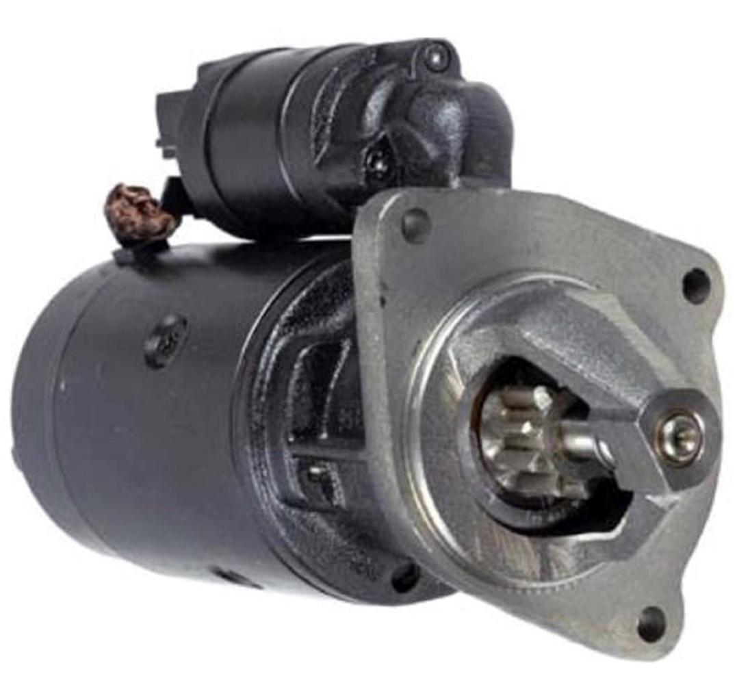 New 12v 10t Starter Motor Fits Holland Skid Steer 7740 Ford Tractor Wiring Harness Kits Loader Ls190 Lx985 Lrs01498 Automotive