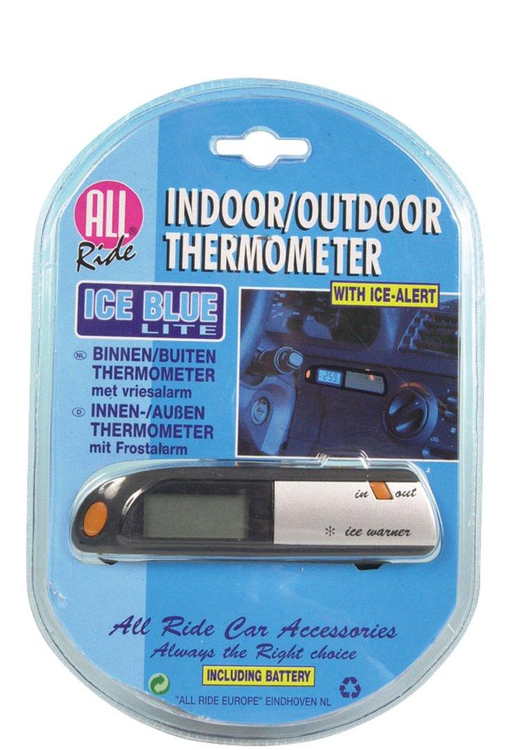 All Ride - Termó metro Para Coche Para Temperatura Interior Y Exterior 871125202959