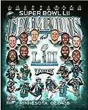 Philadelphia Eagles 2017-2018 Super Bowl 52 LII