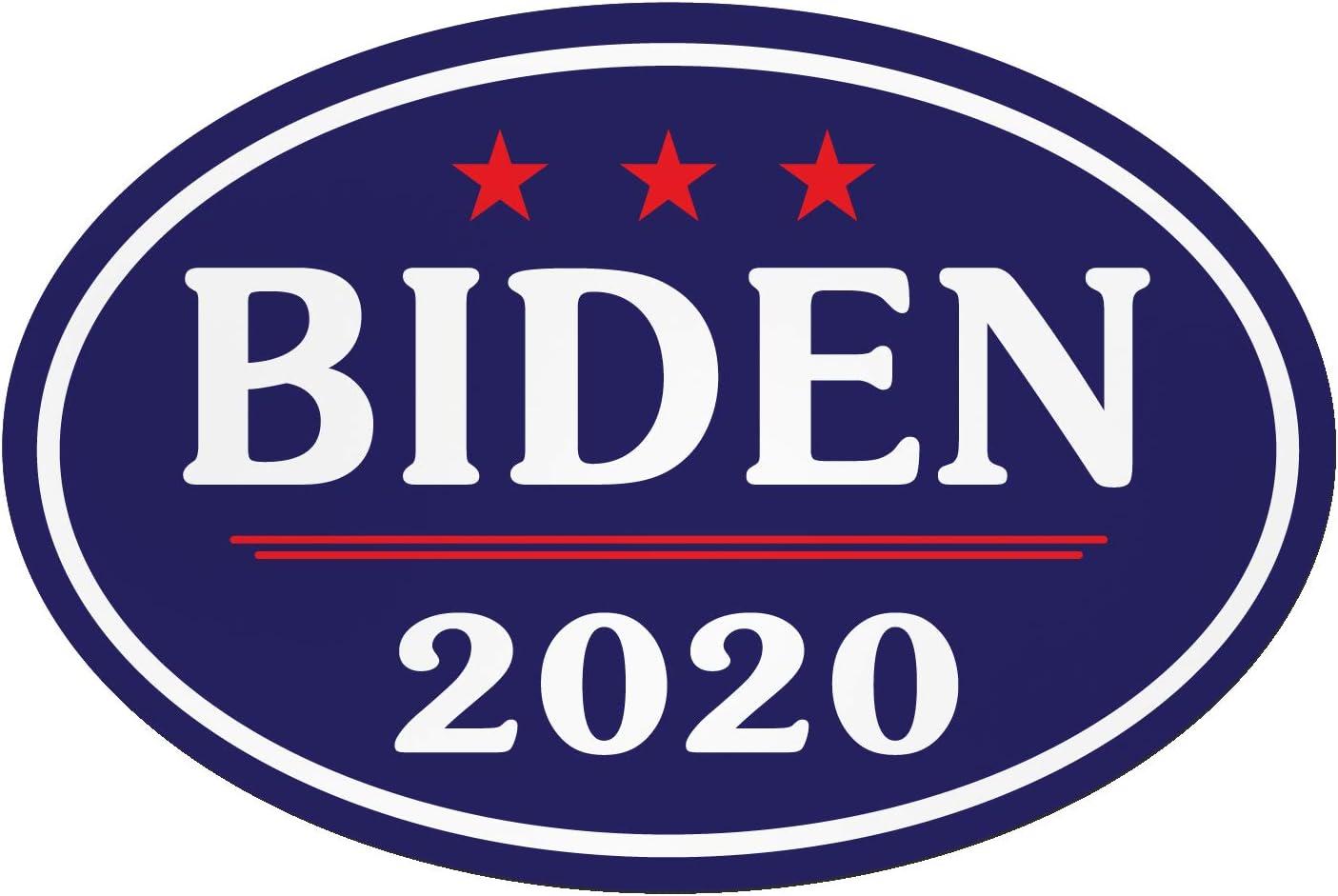 "ITC Joe Biden for President 2020 4/"" X 6/"" Oval CAR Magnet"