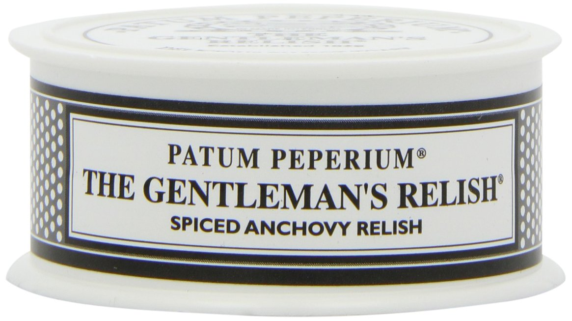 Patum Peperium Anchovy Relish The Gentleman's Relish 71g