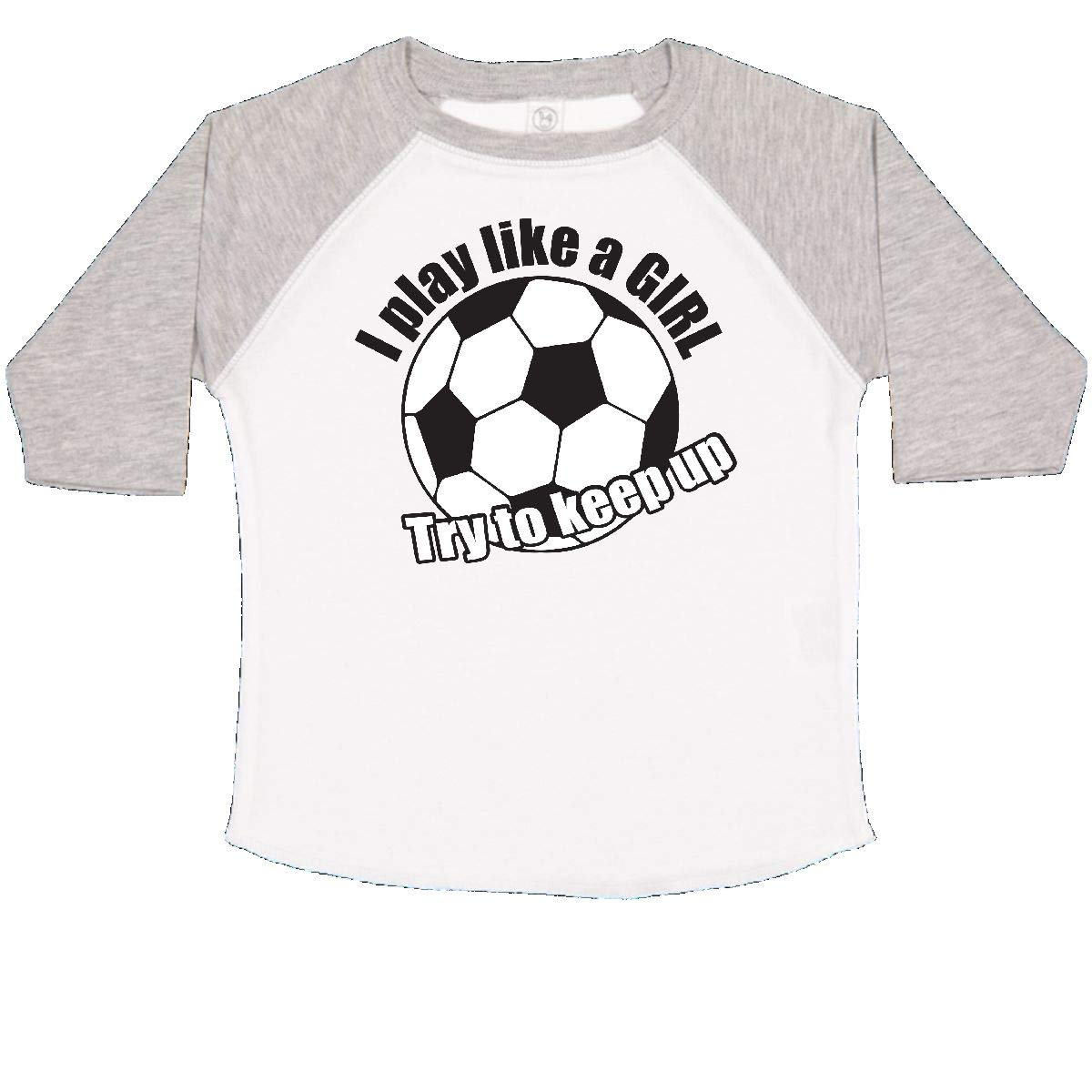 inktastic Try to Keep Up Toddler T-Shirt