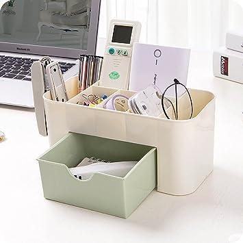 Kompassswc Caja para cosméticos Organizador cajón Tipo de Maquillaje Kit Caja multifunción Mesa Organizador: Amazon.es: Juguetes y juegos