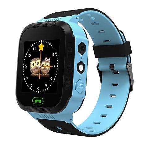Reloj inteligente para niños Smartwatch de fitness para Android ...