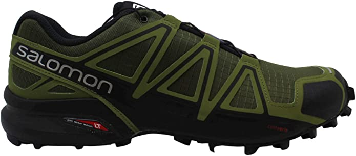 Salomon Speedcross 4 Zapatilla De Correr para Tierra - 43: Amazon.es: Zapatos y complementos