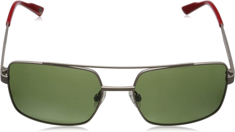 Argent/é 54 Homme Plateado Helly Hansen HH5017-C01-54 Montures de lunettes