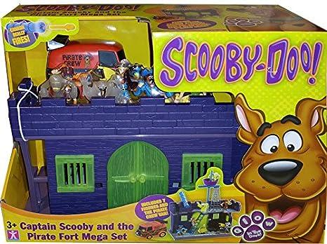 Scooby Doo Capitano Scooby Principale Pirata Fort Mega Giochi Si