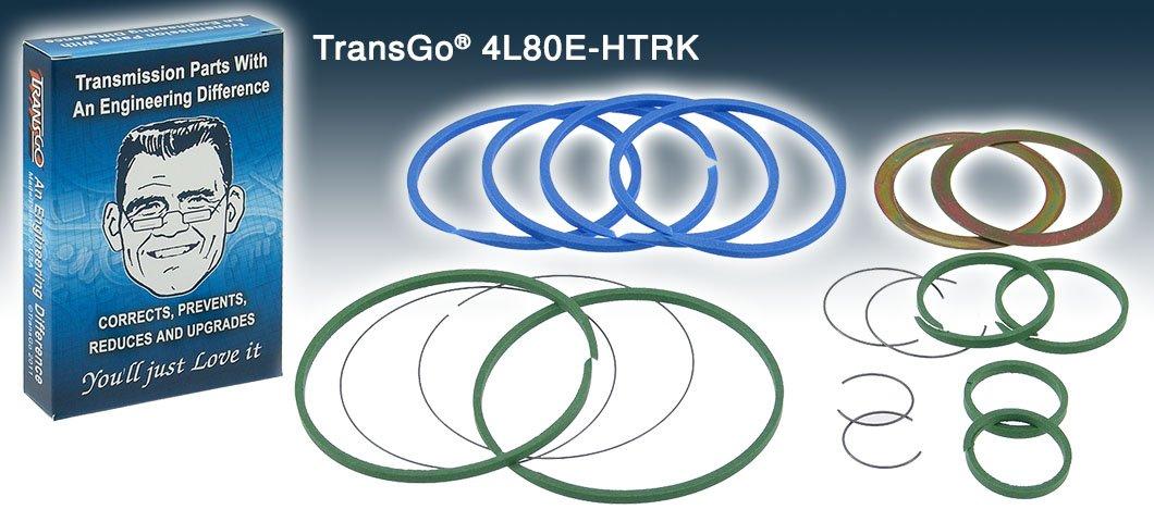 Transgo 4L80EHTRK Ring Kit 4L80E 91-17 Transmaxx