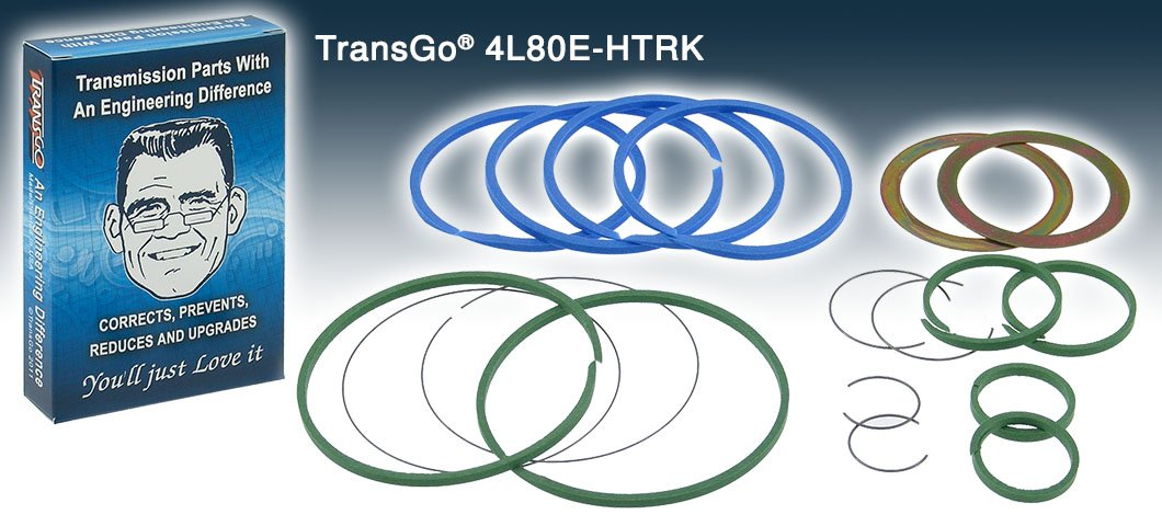 Transgo 4L80EHTRK Ring Kit 4L80E 91-17