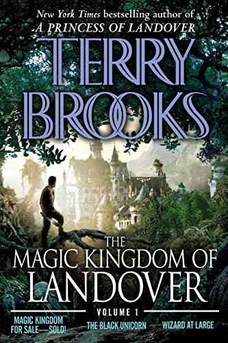 The Magic Kingdom of Landover   Volume 1: Magic Kingdom For Sale SOLD! - The Black Unicorn - Wizard at Large (Magic Kingdom of Landover ()