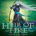 Heir of Fire: Throne of Glass, Book 3 Hörbuch von Sarah J. Maas Gesprochen von: Elizabeth Evans
