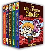 The Billy and Monster Collection - Funny Books for Kids
