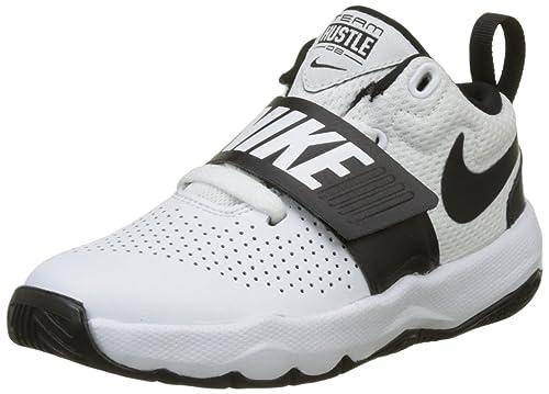 Nike Team Hustle D 8 (PS), Zapatos de Baloncesto Unisex Niños: Amazon.es: Zapatos y complementos
