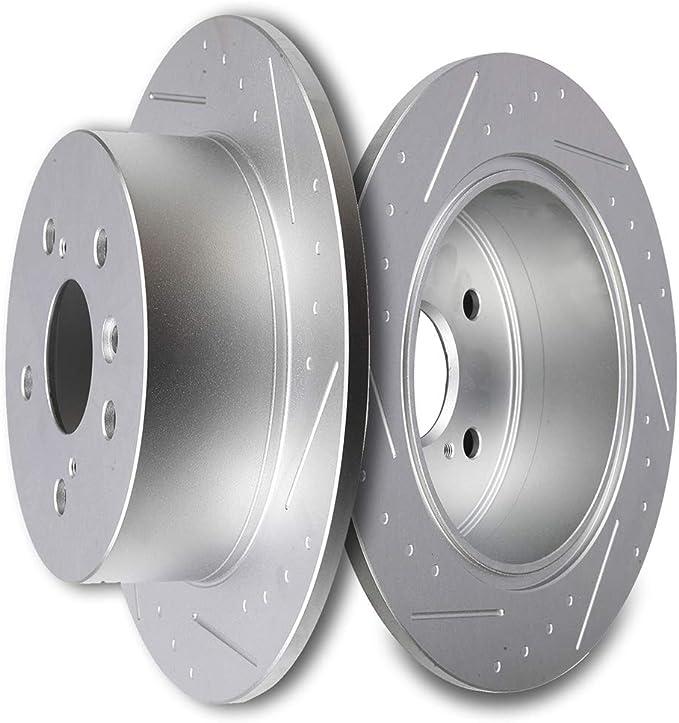 Ceramic Discs Brake Pads,SCITOO 4pcs Front Brake Pads Brakes Kits fit 2006 Lexus GS300,2009 2010 2011 2012 2013 2014 2015 Lexus IS250,2002 2003 2004 2005 2006 Toyota Camry Compatible ATD908C D908-7787 066553-5206-1020191
