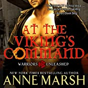 At the Viking's Command | Anne Marsh