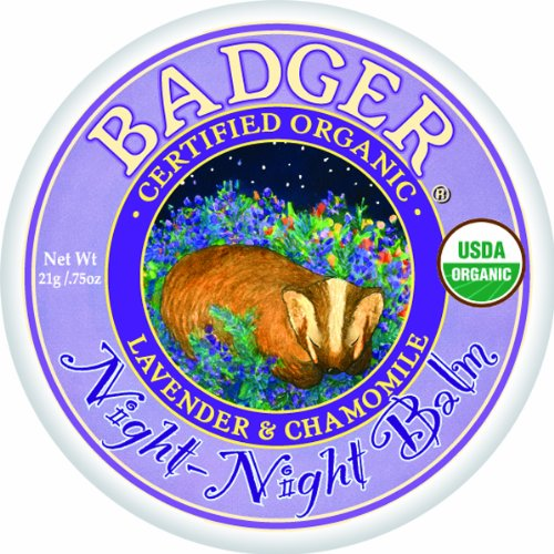 Badger Balm Night Night Balm - 0.75 oz