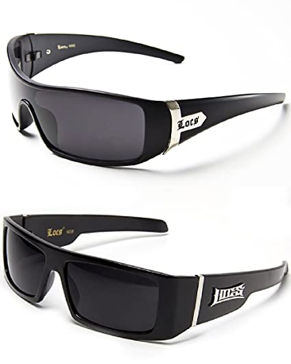 179c86b668abb Image Unavailable. Image not available for. Color  9092 Black Locs   9058  Black Locs Sunglasses