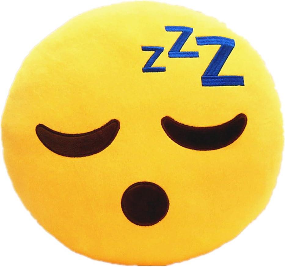 Amazon.com: Almohadas Emoji en todo el mundo – emoticono ...