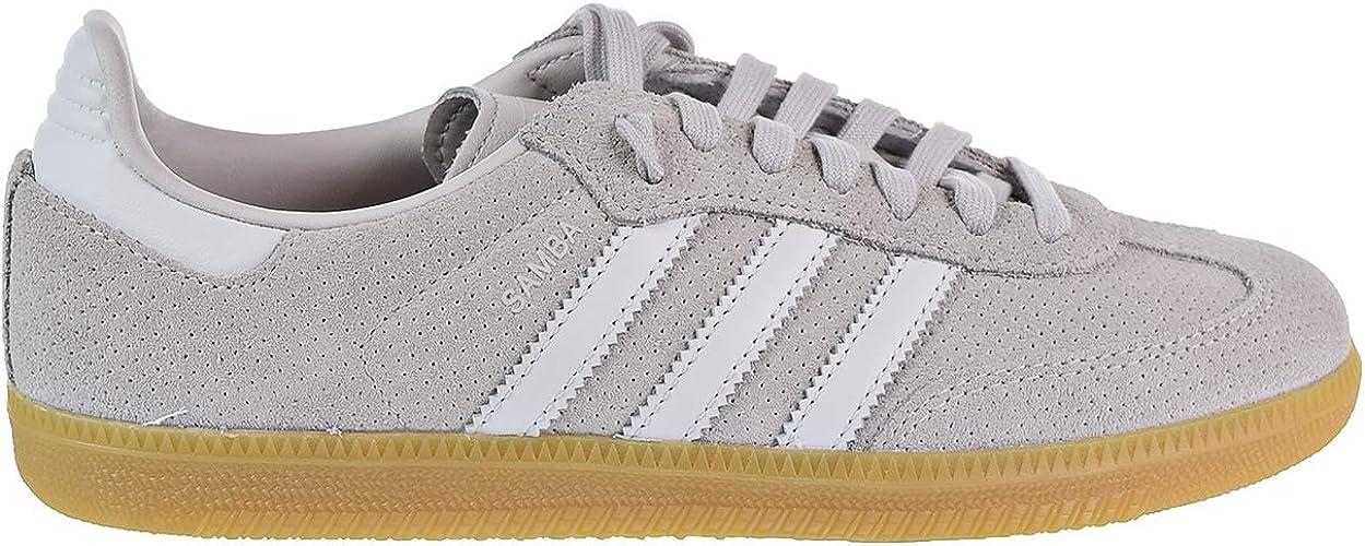 Adidas Samba OG Chaussures pour Femme, Gris (Gris/Gris ...