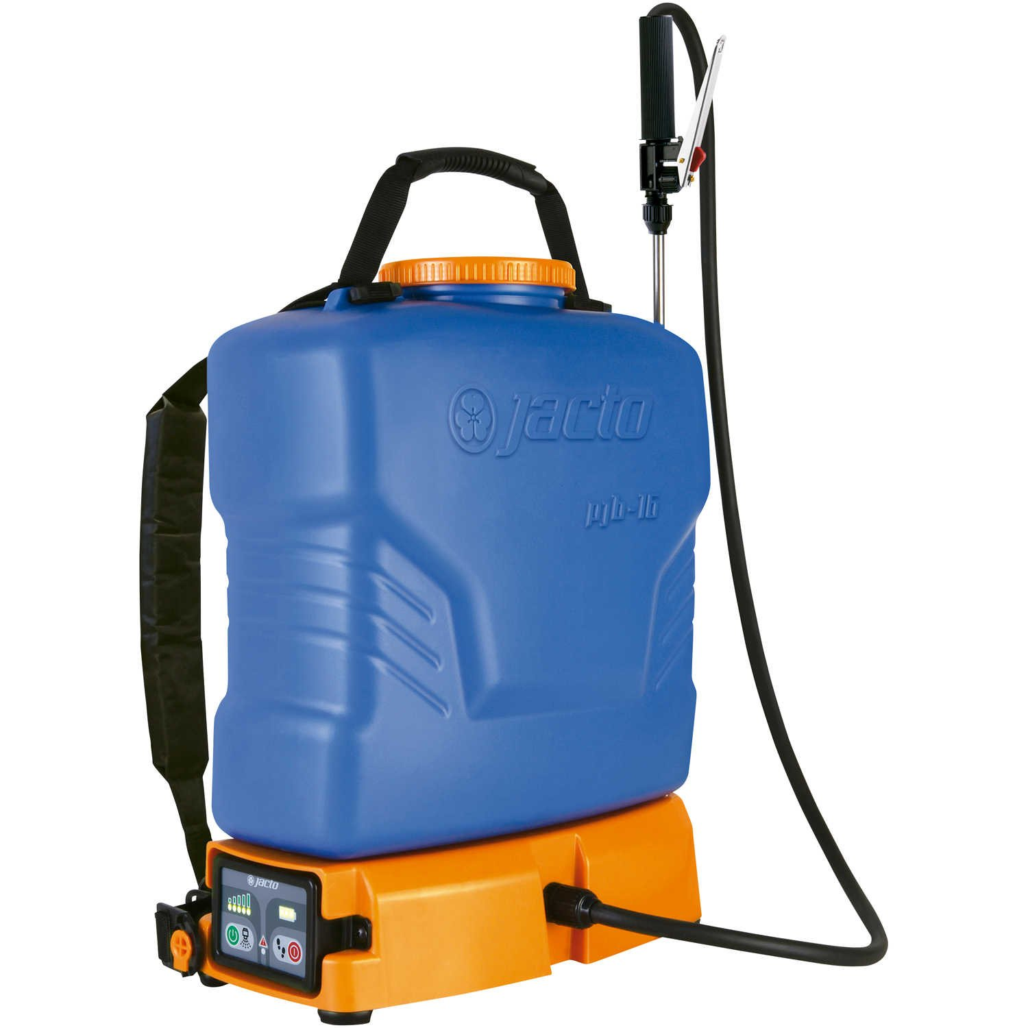 Jacto Backpack Sprayer, Blue by Jacto