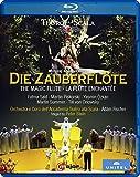 Mozart: Die Zauberflöte ('The Magic Flute') [Martin Summer; Yasmin Özkan; Martin Piskorski; Ádám Fischer] [C Major Entertainment: 740504] [Blu-ray]
