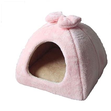 Cama para Mascotas/Nido Casa De Perro Pequeña Y Mediana Casa De Perro Teddy Chihuahua Cama ...